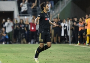 LAFC Star Carlos Vela Dribbled Through San Jose's Defense For A Breathtaking Goal