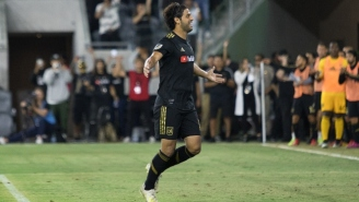 LAFC Star Carlos Vela Dribbled Through San Jose's Defense For A Breathtaking Goal