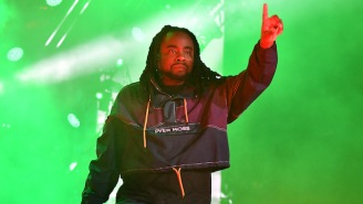 Wale's Upbeat New Single 'BGM' Celebrates His Favorite Ladies