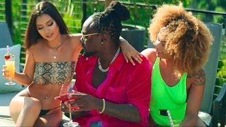 Wale And Jeremih Hit The Hills For A Pool Party In Their Steamy 'On Chill' Video