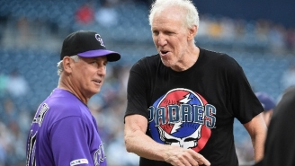 Bill Walton Will Help Call A Chicago White Sox Game On August 16