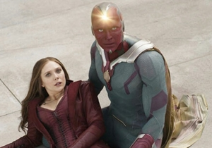 We Saw The Disney+ 'WandaVision' Teaser, And It Looks Even Stranger Than Expected With Bonus MCU Faces