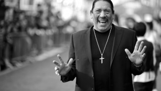 Danny Trejo Helped Rescue A Special Needs Child After A Car Accident In Los Angeles