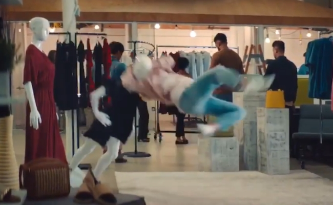 The New Smackdown On Fox Commercial Features Stone Cold, The Rock, And An RKO On A Mannequin
