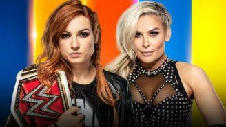WWE Announced A New Stipulation For Becky Lynch's SummerSlam Match