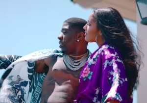 YFN Lucci And Trey Songz's Flirtacious 'All Night Long' Video Promises Long-Lasting Love