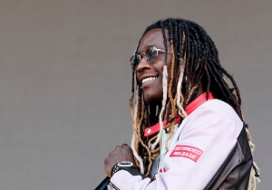 Young Thug Says If He Was President, He Would Make Billionaires Give Money To The Poor