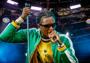Young Thug Plans To Release A New Album Called 'Punk' Very Quickly After 'So Much Fun'