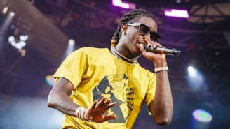 Young Thug Announces The Release Date Of His New Album, 'So Much Fun'
