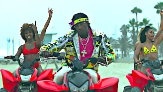 Young Thug Hits The Beach With Gunna In His Seaside 'Surf' Video
