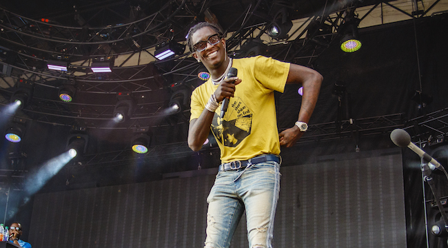 Young Thug Shows His Versatility On 'So Much Fun' Along With Future, Juice WRLD, And Lil Uzi Vert