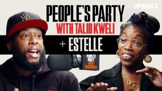 Talib Kweli And Estelle Talk Female Emcees, Kanye, And UK Hip-Hop