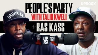 Ras Kass On 'People's Party With Talib Kweli' – Full Interview