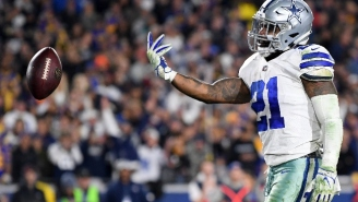 Jerry Jones Is 'Operating As Though' Ezekiel Elliott Will 'Miss Regular Season Games'