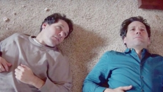 Paul Rudd Number One Is Jealous Of Paul Rudd Number Two In The 'Living With Yourself' Trailer
