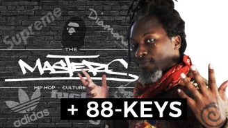 How 88-Keys Went From Crate Digging To Collecting Polo Gear And Hanging With Kanye