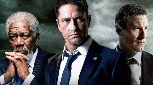 Weekend Box Office: Gerard Butler Takes Another Spin At #1 Before Pennywise Arrives