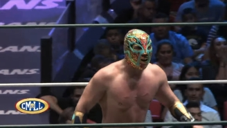 WWE Is Reportedly In Talks To Add A Major Lucha Promotion To The Network