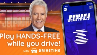 'Jeopardy!' Fans Can Now Answer Trivia From The Show While Driving Their Car