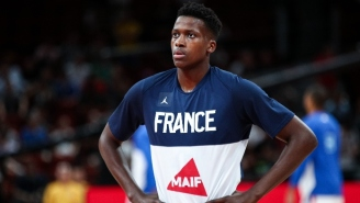 Evan Fournier Thinks France Teammate Frank Ntilikina 'Only Needs A Real Opportunity'