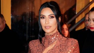 Kim Kardashian Revealed She Had A Cameo In Tupac's 'All About U' Video When She Was 14