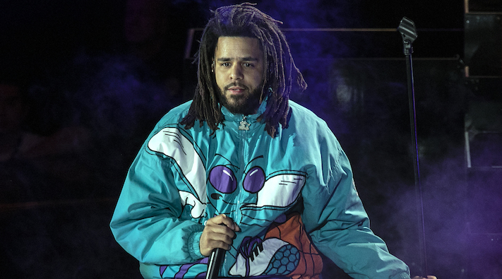 J. Cole Says That His Gang Starr Feature Will Be His Last Guest Verse