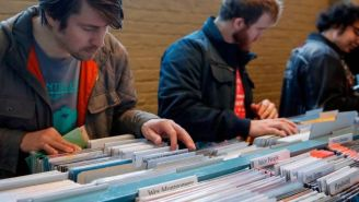 Vinyl Record Sales Are Projected To Beat CD Sales This Year For The First Time In 30 Years