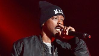 Kurupt Was Reportedly Admitted To The Hospital Following An Alcohol Relapse On 'Marriage Boot Camp'