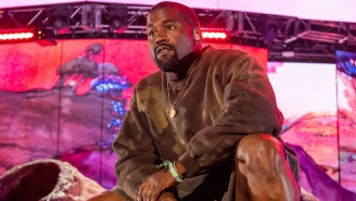 Kanye West Plays 'Jesus Walks' And Other Hits At His Chicago Edition Of 'Sunday Service'