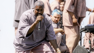 Kanye West Defies His Critics With 'Wash Us In The Blood' Featuring Travis Scott
