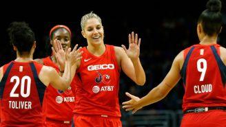 Elena Delle Donne's Historic Season Earned Her A Second WNBA MVP