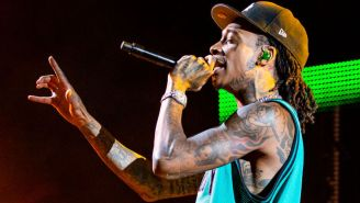 Wiz Khalifa Will Star As 'Death' In Apple TV's Series About Emily Dickinson