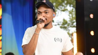Chance The Rapper Cancels His U.S. Tour In Order To Spend More Time With His Family