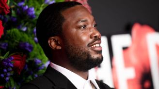 Meek Mill Donates Backpacks And Supplies To Children At His Former Elementary School