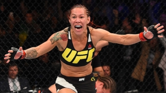Cris Cyborg Is Open To Wrestling In WWE Or AEW 'If The Opportunity Presents Itself'