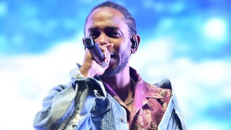 Kendrick Lamar's 'Good Kid, MAAD City' Breaks Eminem's Record As Longest Charting Hip-Hop Studio Album