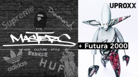 How Futura 2000 Went From Graffiti Pioneer To Streetwear Icon
