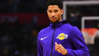 Josh Hart Thought Lonzo Ball's 'Very Depressing' Description Of Lithuania Sounded Like The Lakers