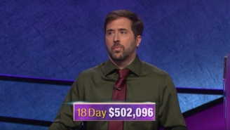 The Latest 'Jeopardy!' Champion's Run Makes James Holzhauer's Records Even More Impressive