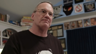 Jim Cornette Threatened Legal Action When An Indie Wrestler Put Him On A Shirt