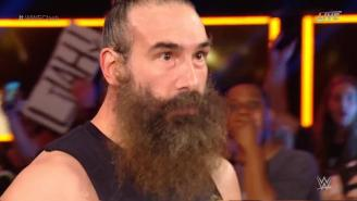 Luke Harper Finally Returned To WWE At Clash Of Champions