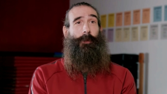 The Latest On Luke Harper's WWE Status, And When He Might Be Free