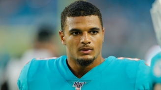 The Steelers Are Reportedly Trading A First Round Pick To Acquire Minkah Fitzpatrick From The Dolphins