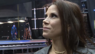 Mickie James Appears To Be Exploring New Roles Within WWE