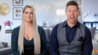 WWE's Miz And Maryse Welcomed A New Mizanin Into The World