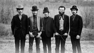 'Once Were Brothers: Robbie Robertson and The Band' Disappoints As The Opener Of The Toronto Film Festival