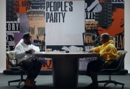'People's Party With Talib Kweli' Episode 13 -- Patrisse Cullors
