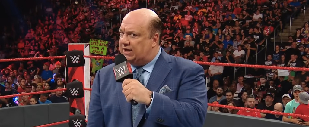 Paul Heyman Reportedly Ran Monday's WWE Raw By Himself