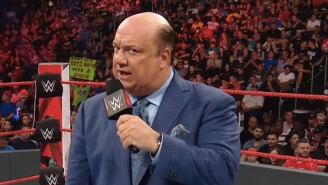 Paul Heyman Reportedly Ran Monday's WWE Raw By Himself