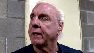 Ric Flair Is Fighting WWE For 'The Man' Trademark, Despite Charlotte's Objections